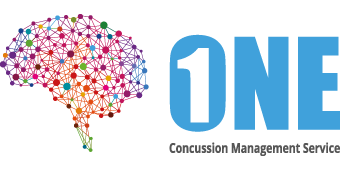 ONE Concussion Management Service logo