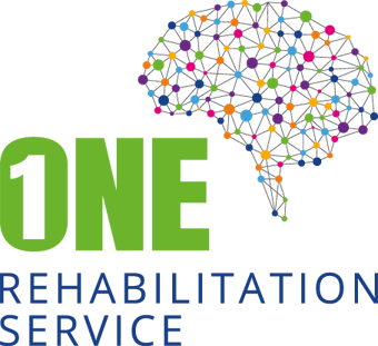 ONE Rehabilitation Service logo